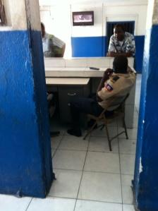Haitian DMV